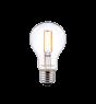 Noxion Lucent Classic LED Filament A60 E27 5W 822-827 Klar   Dimbar - Extra Varm Vit - Ersättare 40W