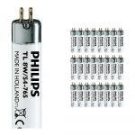 Flerpack 25x Philips TL Mini 8W 54-765 - 29cm