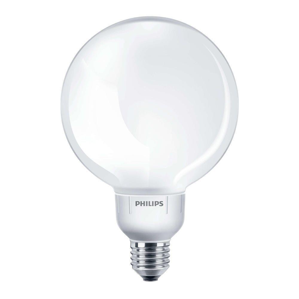Philips Softone Globe 20W 827 E27 G120   Extra Varm Vit