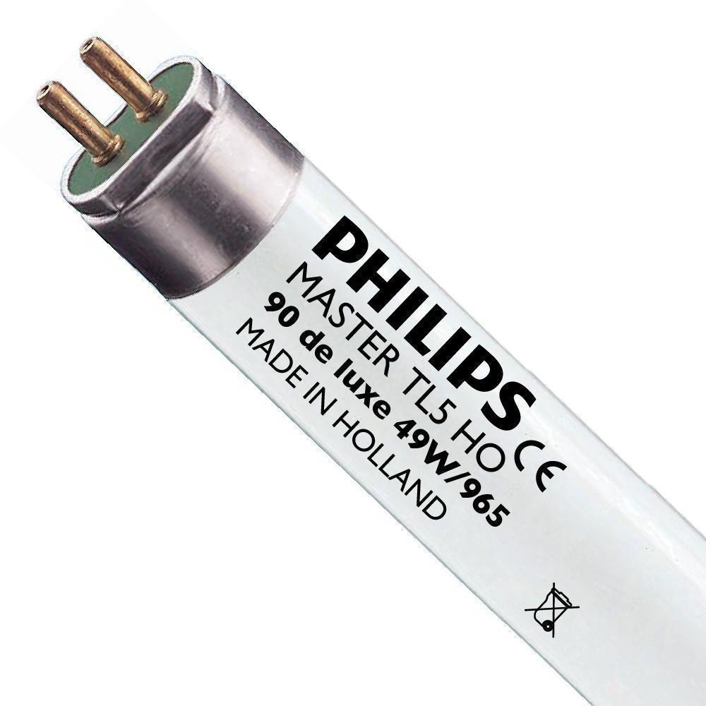 Philips TL5 HO 90 De Luxe 49W 965 (MASTER) | 145cm - Dagsljus