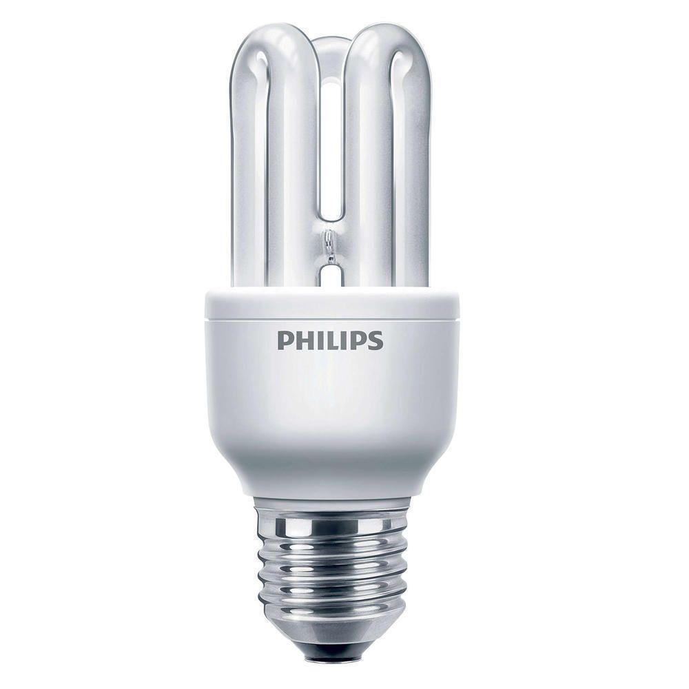 Philips Genie ESaver 8W 827 E27 | Extra Varm Vit