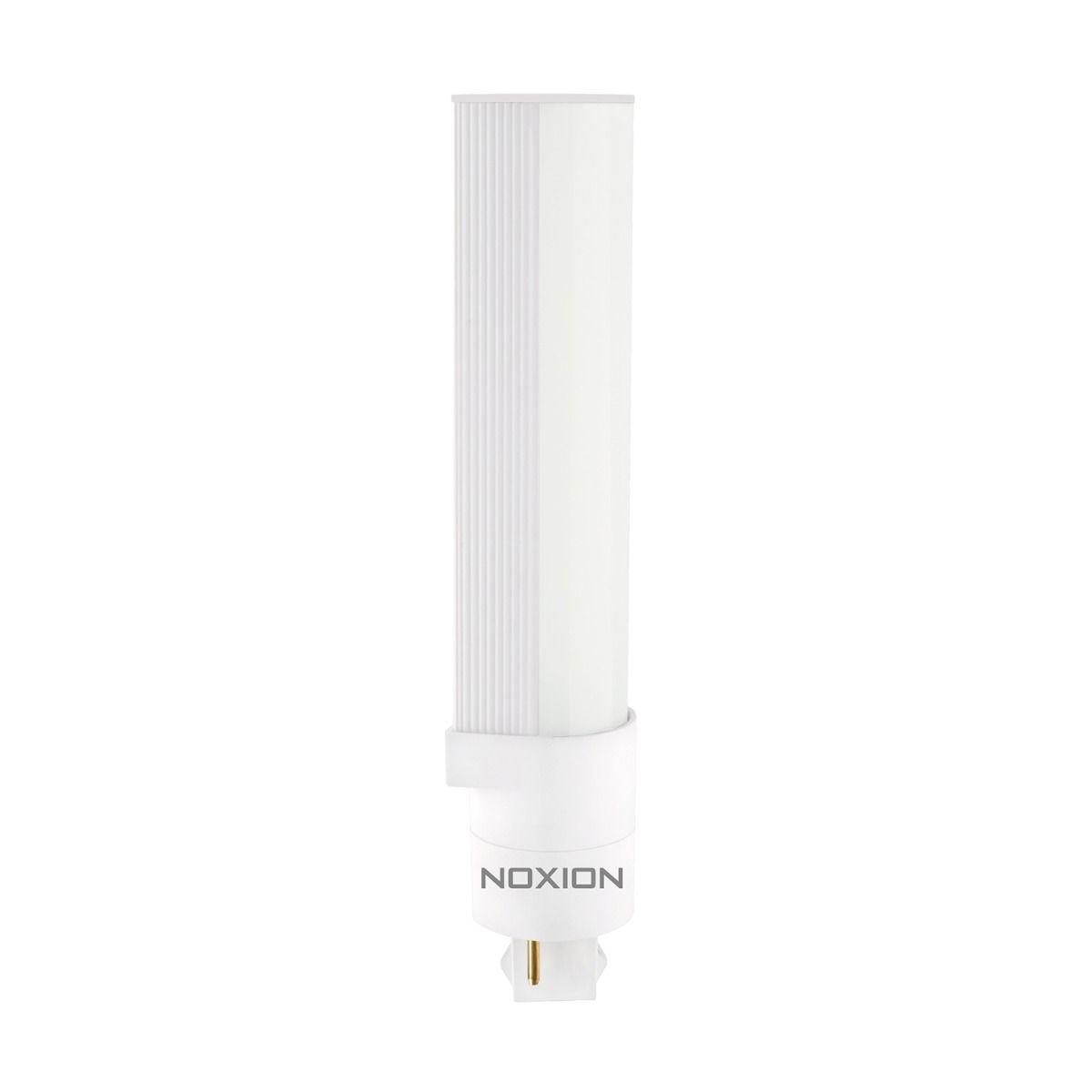 Noxion Lucent LED PL-C EM 6.5W 830 | Varm Vit - 2-stift - Ersättare 18W
