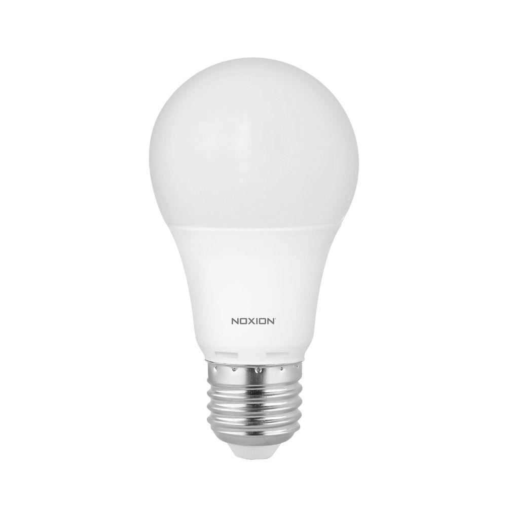 Noxion PRO LED Bulb A60 E27 7W 827 Matt | Extra Varm Vit - Dimbar - Ersättare 40W
