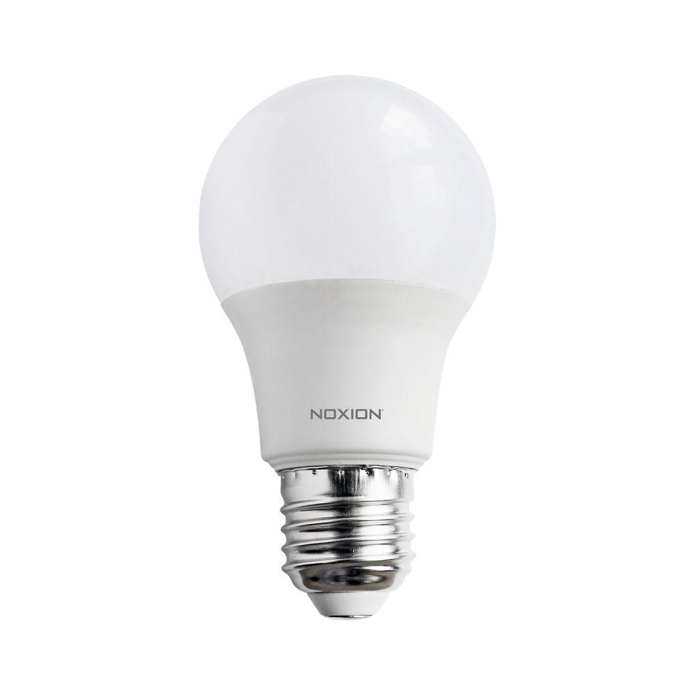 Noxion PRO LED Bulb A60 E27 7W 822-827 Matt | Dimbar - Extra Varm Vit - Ersättare 40W