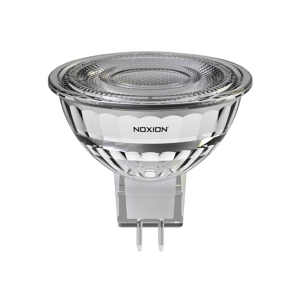 Noxion LED Spot GU5.3 7.5W 840 60D 621lm   Dimbar - Kallvit - Ersättare 50W