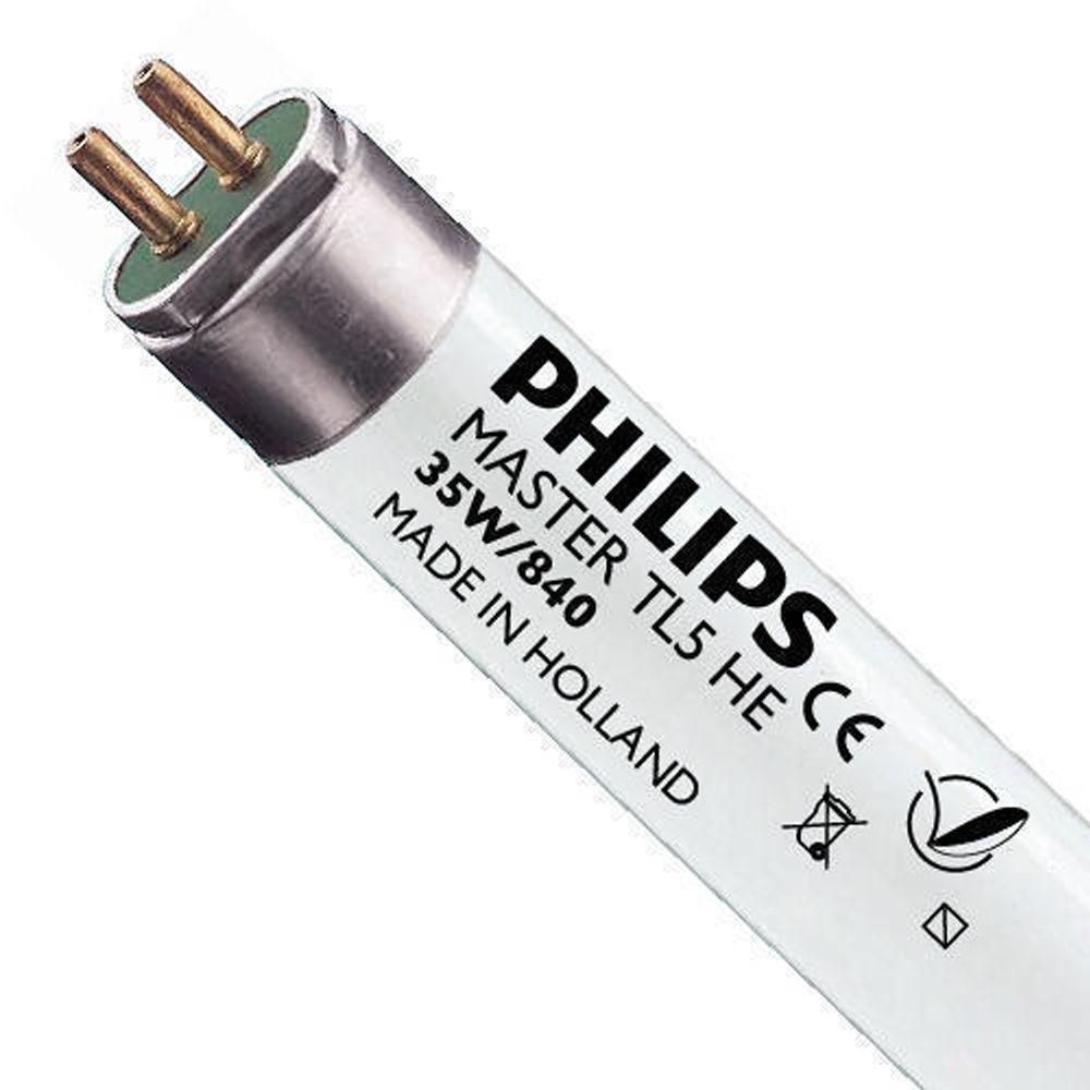 Philips TL5 HE 35W 840 (MASTER)   145cm - Kallvit