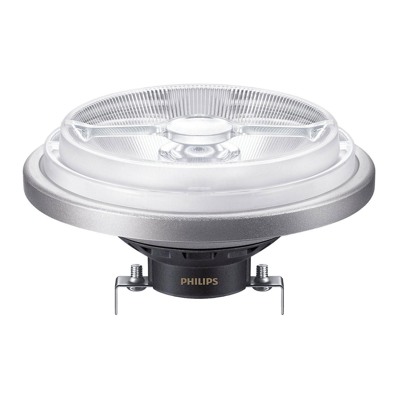 Philips LEDspot ExpertColor G53 AR111 (MASTER) 11W 927 8D | Bästa färgåtergivning - Ersättare 50W