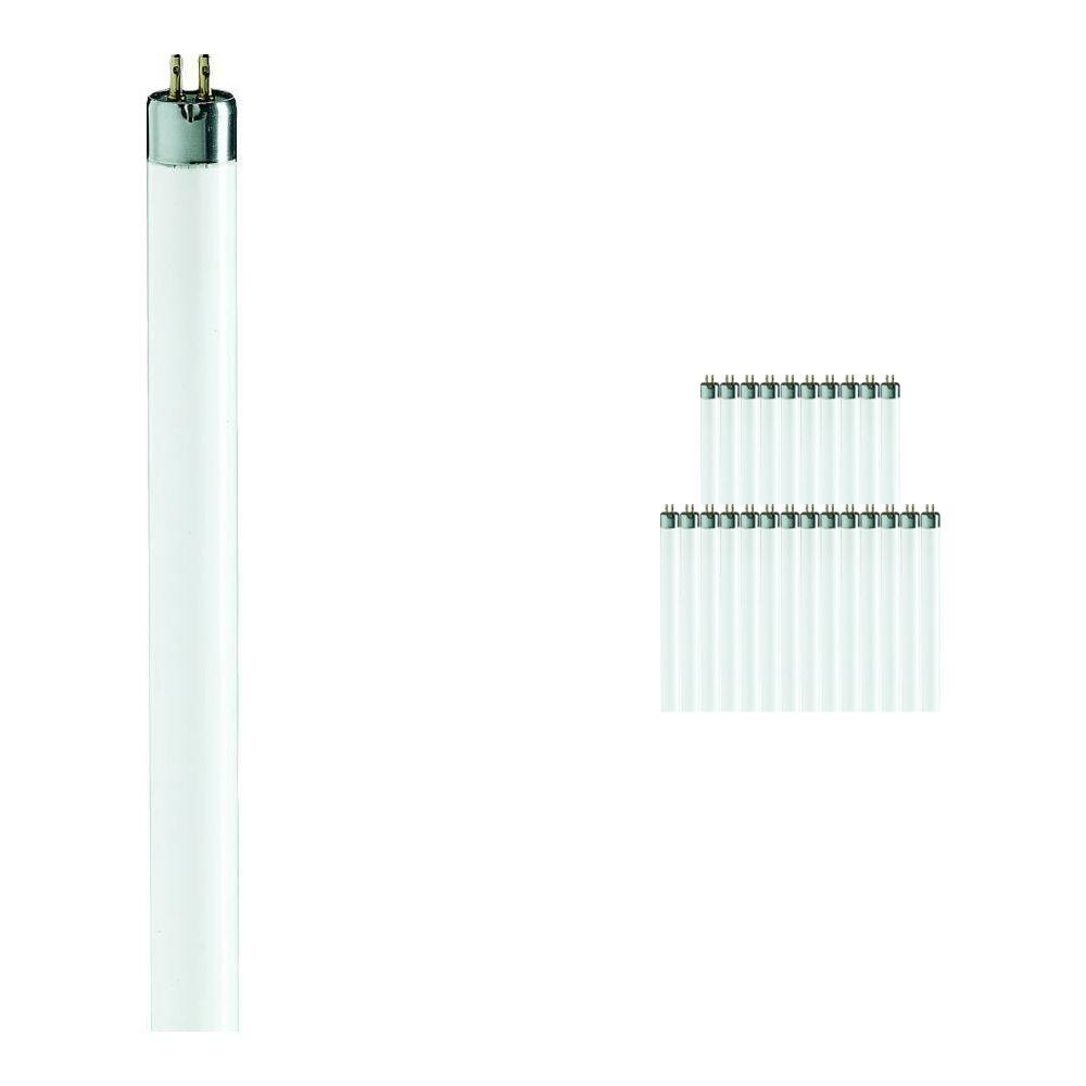 Flerpack 25x Philips TL Mini 8W 840 Super 80 (MASTER) | 29cm - Kallvit