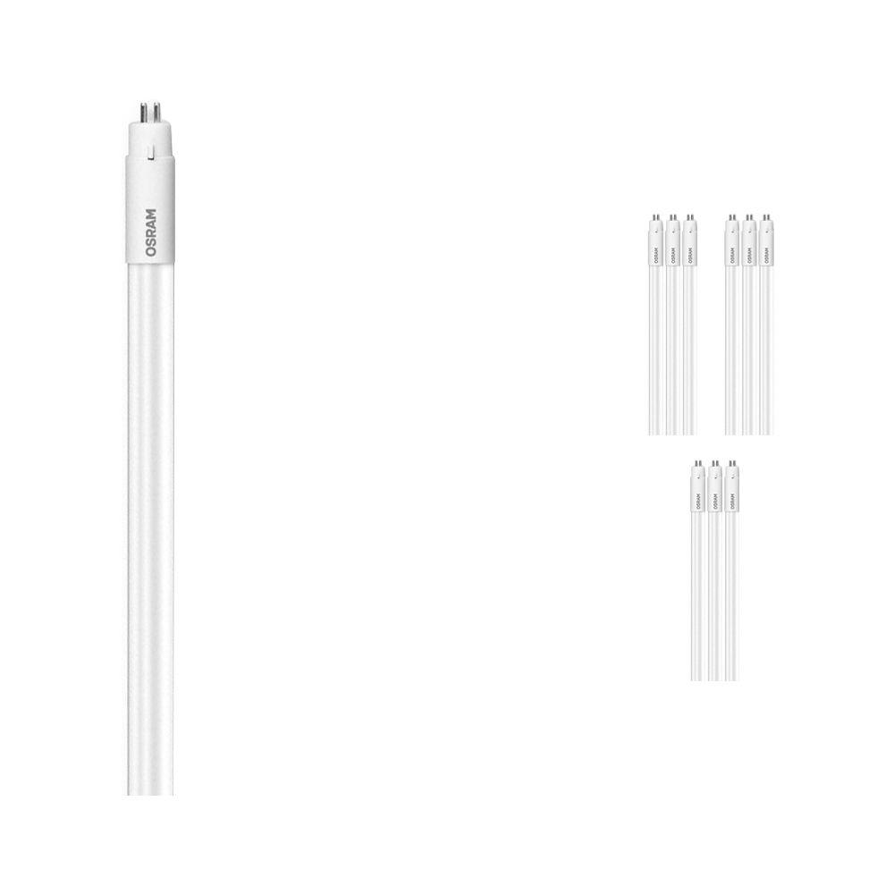 Flerpack 10x Osram SubstiTUBE T5 UN HE 17W 830 115cm | Varm Vit - Ersättare 28W