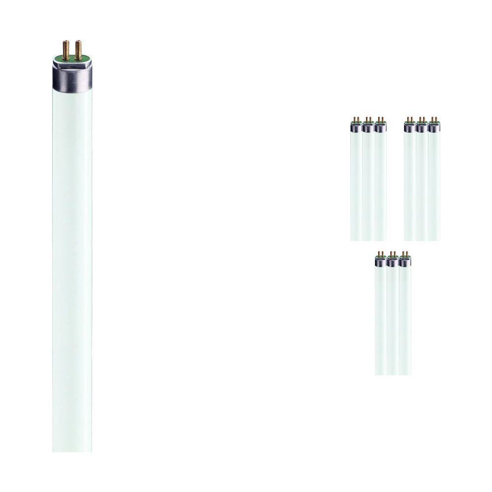 Flerpack 10x Philips TL5 HO 49W 830 (MASTER) | 145cm - Varm Vit