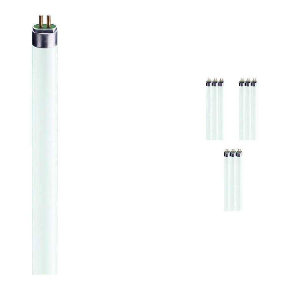 Flerpack 10x Philips TL5 HO 49W 840 (MASTER) | 145cm - Kallvit
