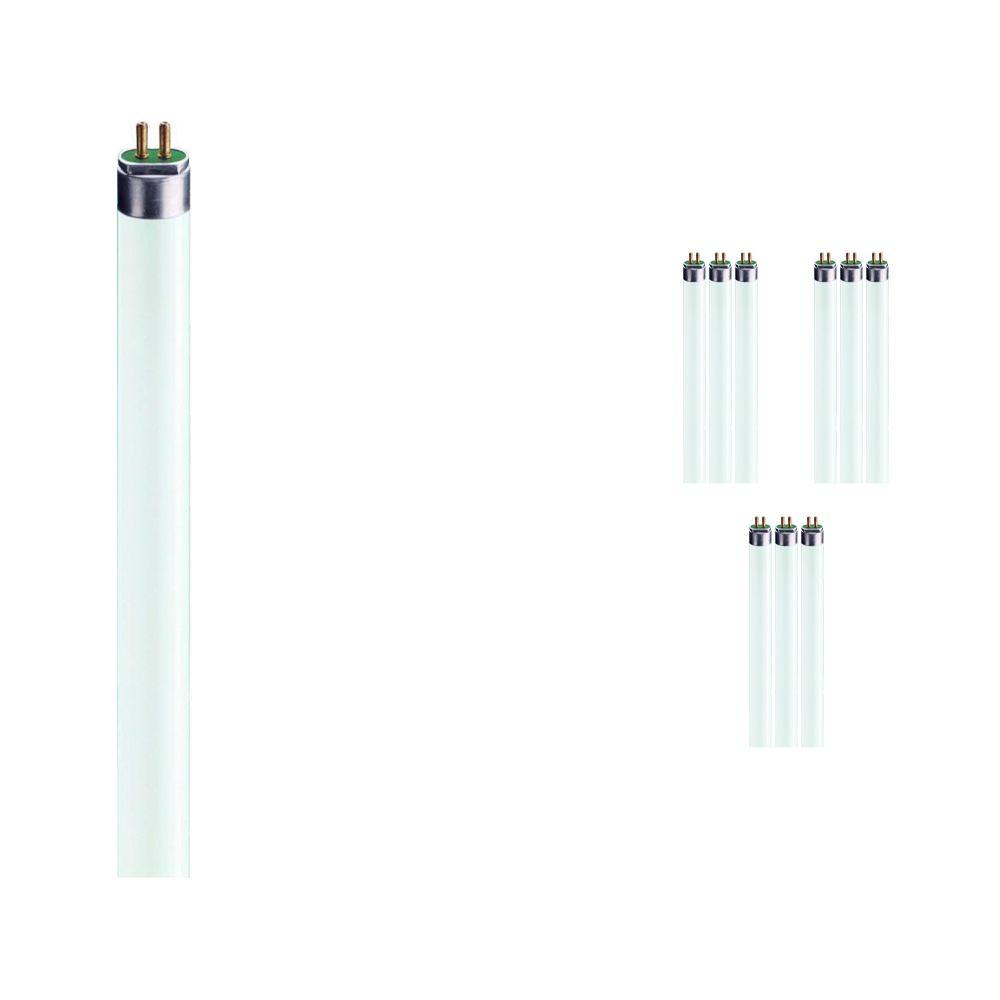 Flerpack 10x Philips TL5 HO 80W 830 (MASTER) | 145cm - Varm Vit