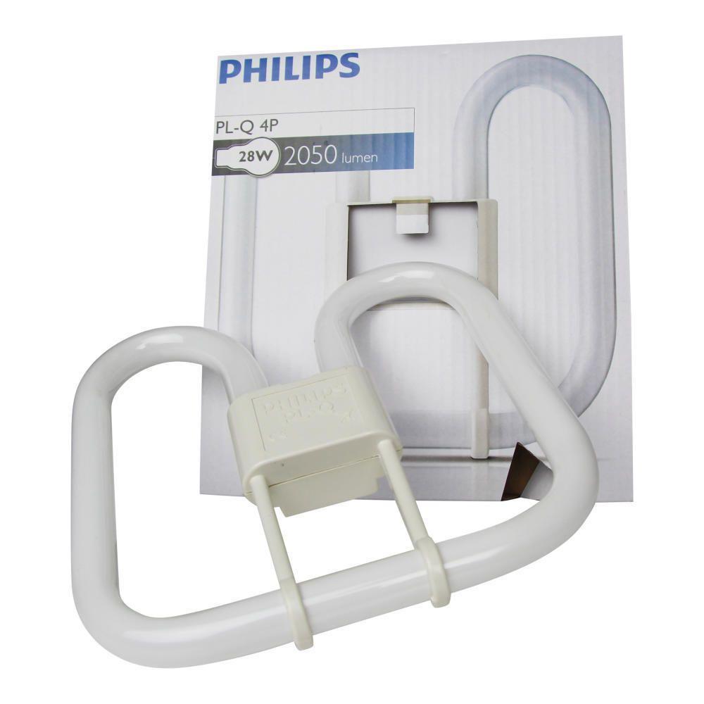 Philips PL-Q 28W 830 4P (MASTER) | Varm Vit - 4-Stift