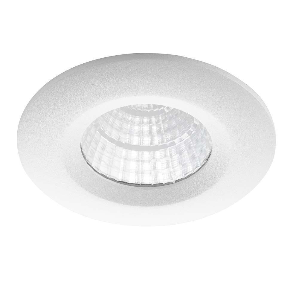Noxion LED Spot Forseti IP44 2700K Vit 6W | Bästa färgåtergivning - Dimbar