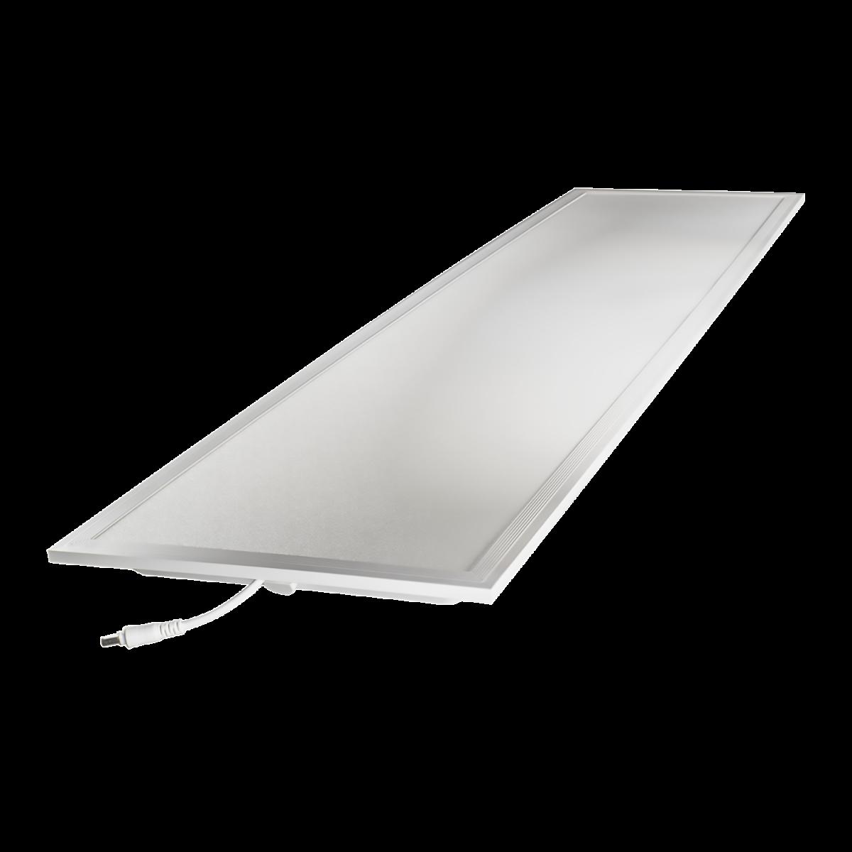 Noxion LED Panel Delta Pro Highlum V2.0 40W 30x120cm 3000K 5280lm UGR <19 | Varm Vit - Ersättare 2x36W