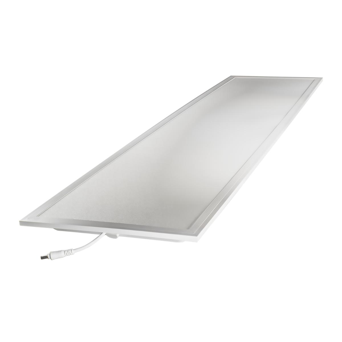Noxion LED Panel Delta Pro Highlum V2.0 Xitanium DALI 40W 30x120cm 3000K 5280lm UGR <19 | Dali Dimbar - Varm Vit - Ersättare 2x36W