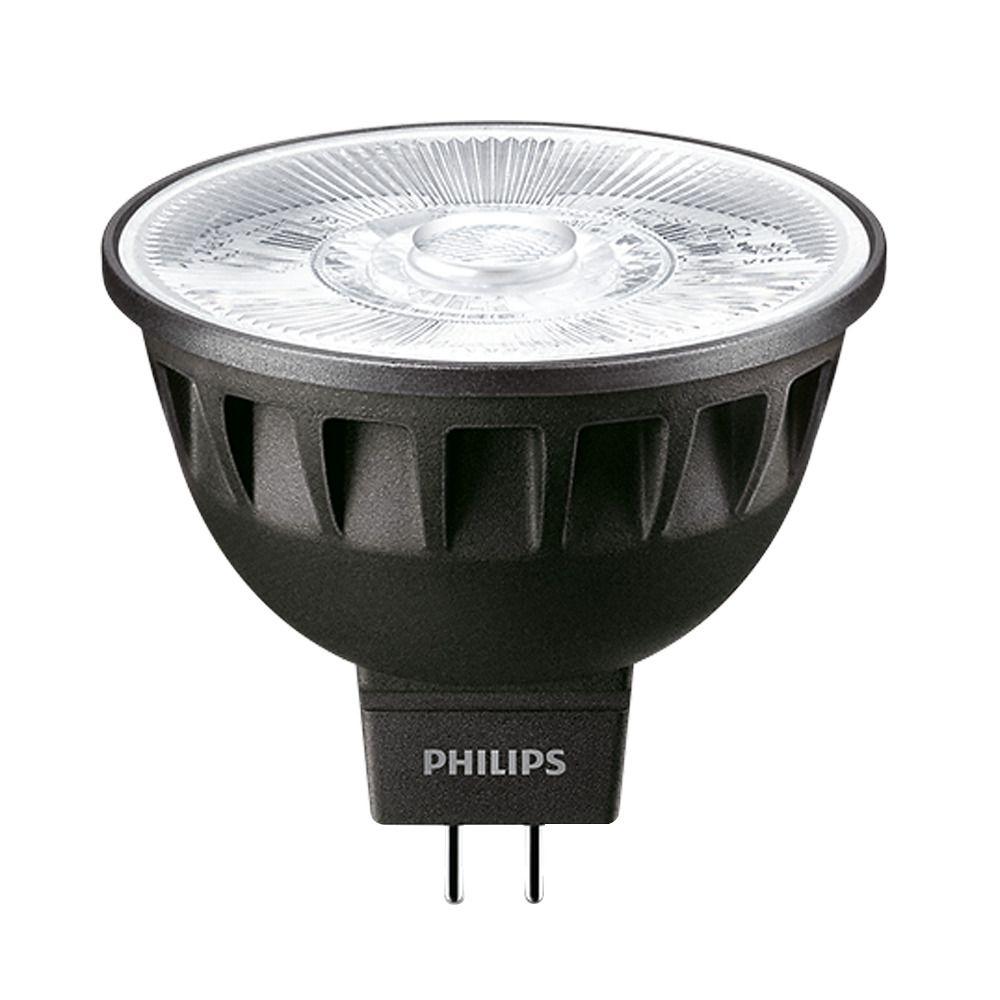Philips LEDspot ExpertColor GU5.3 MR16 6.5W 930 10D (MASTER) | Varm Vit - Bästa färgåtergivning - Dimbar - Ersättare 35W