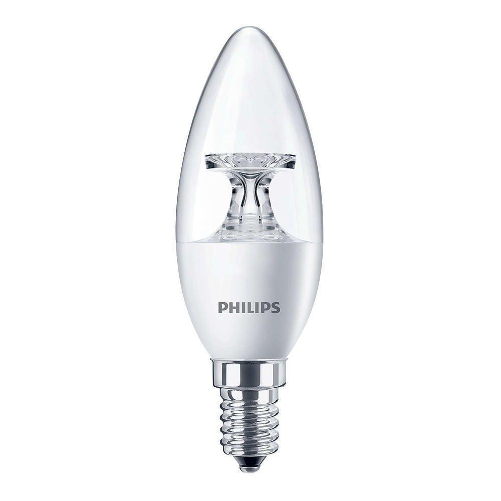 Philips CorePro LEDcandle E14 B35 4W 827 Klar | Ersättare 25W