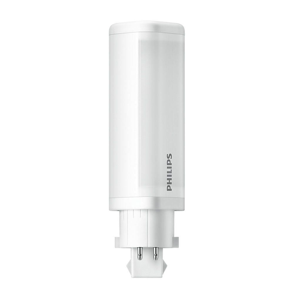 Philips CorePro PL-C LED 4.5W 830   Varm Vit - 4-stift - Ersätter 10W & 13W