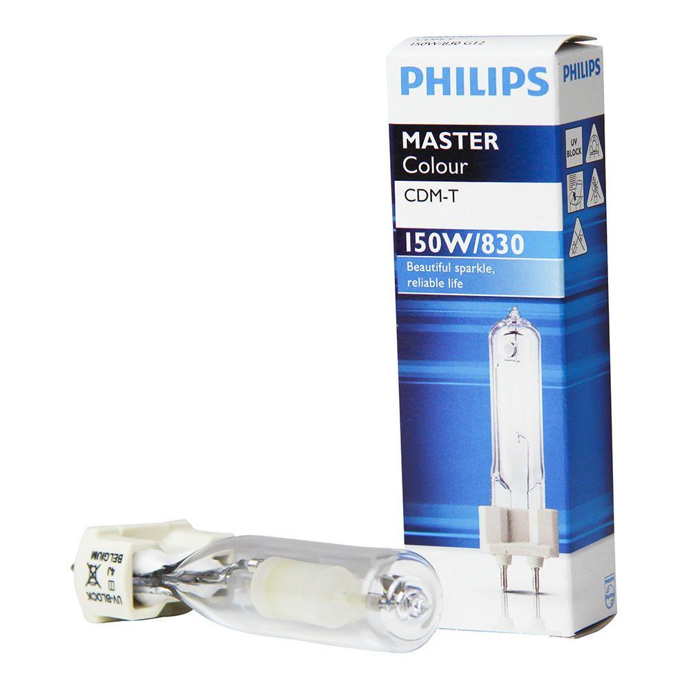 Philips MASTERColour CDM-T 150W 830 G12 | Varm Vit
