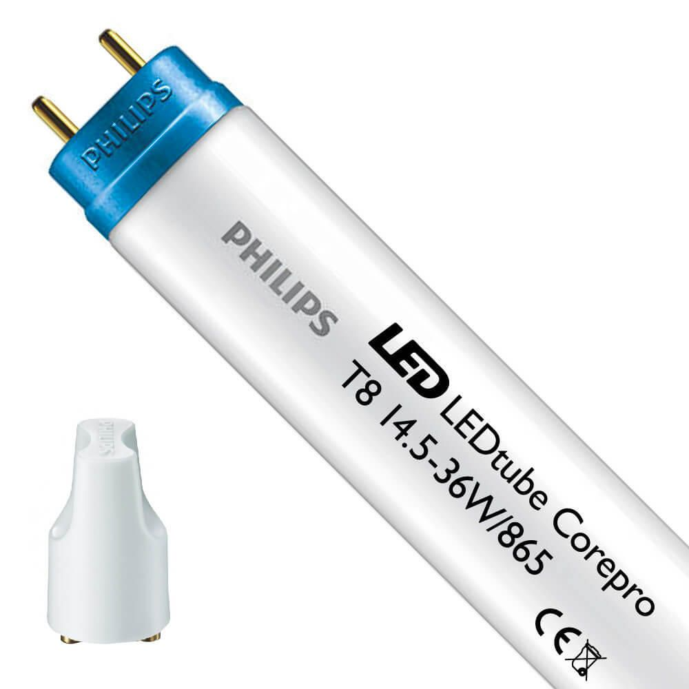 Philips CorePro LEDtube EM 14.5W 865 120cm   Dagsljus - LED Glimtändare inkl. - Ersättare 36W