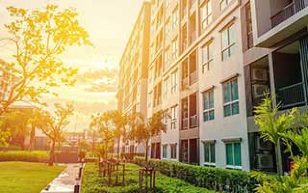 Utebelysning för fastigheter och bostadsområden