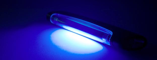 Kan UV ljus döda virus?