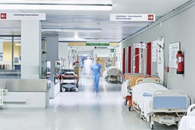 LED-belysning för sjukvården