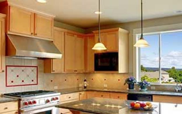 Belysningslösningar för ett flexibelt kök