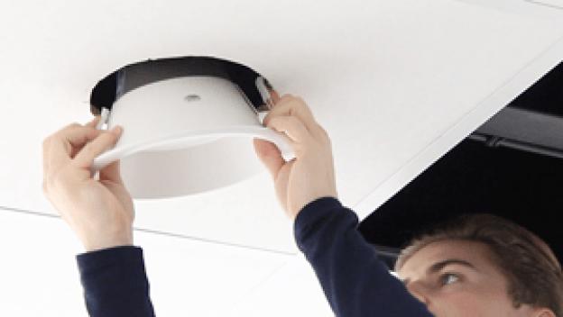 Vad är LED downlights och hur installerar man dem?