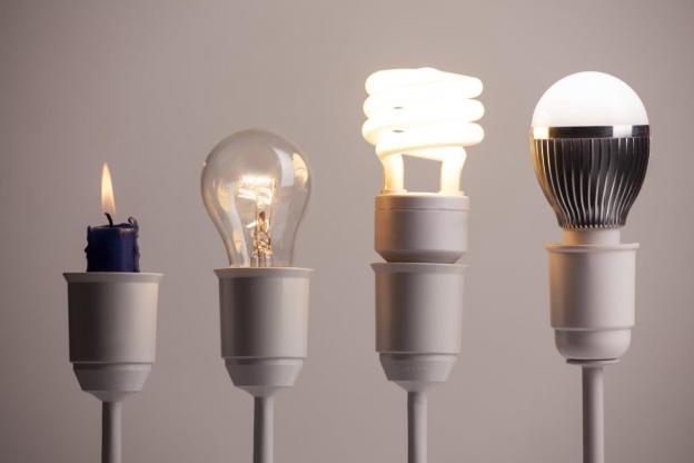 Översättningstabeller: lågenergilampor till LED, med mera
