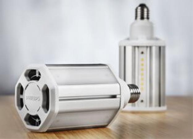 Finns det LED ersättning för mina urladdningslampor?