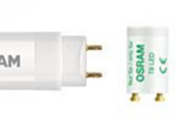 Vilka är skillnaderna mellan Osrams LED lysrör?