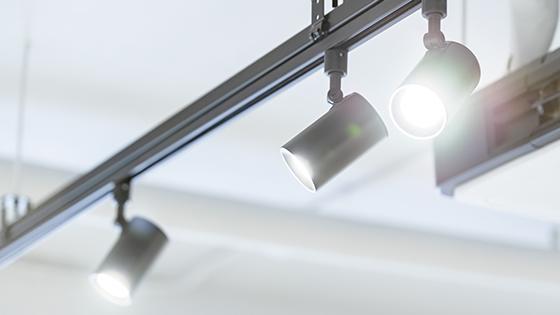GU5.3 LED-skensystem