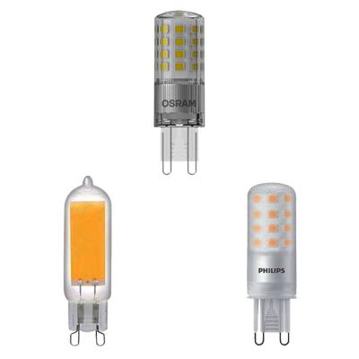Tre G9 LEDs