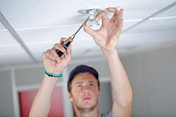 Installation av LED spotlights