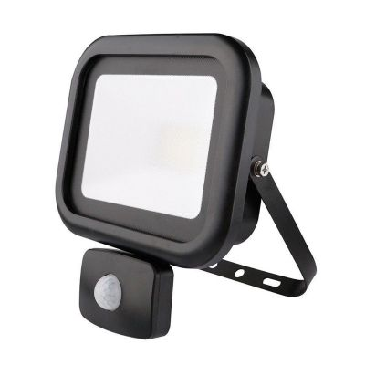 LED strålkastare Noxion med sensor