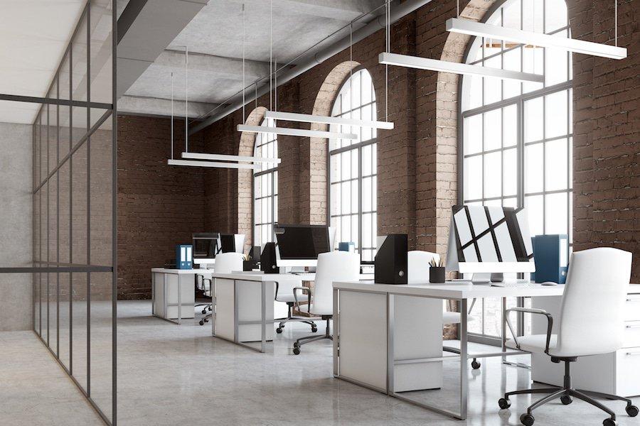 LED kontor
