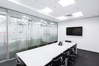 LED kontorsbelysning