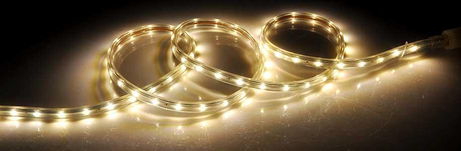 LED slinga