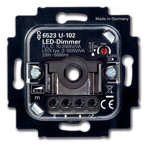 LED dimmerbrytare