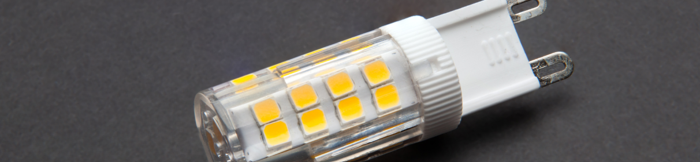 g9 stiftlampa LED