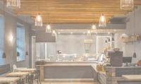 Belysning för hotell och restaurang