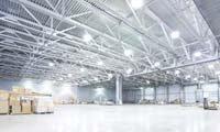 Lager & Logistik Belysning