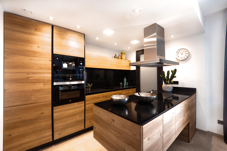 LED spottar i köket