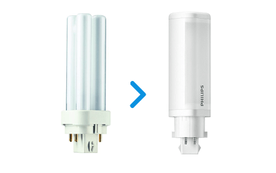 LED kompaktlysrör
