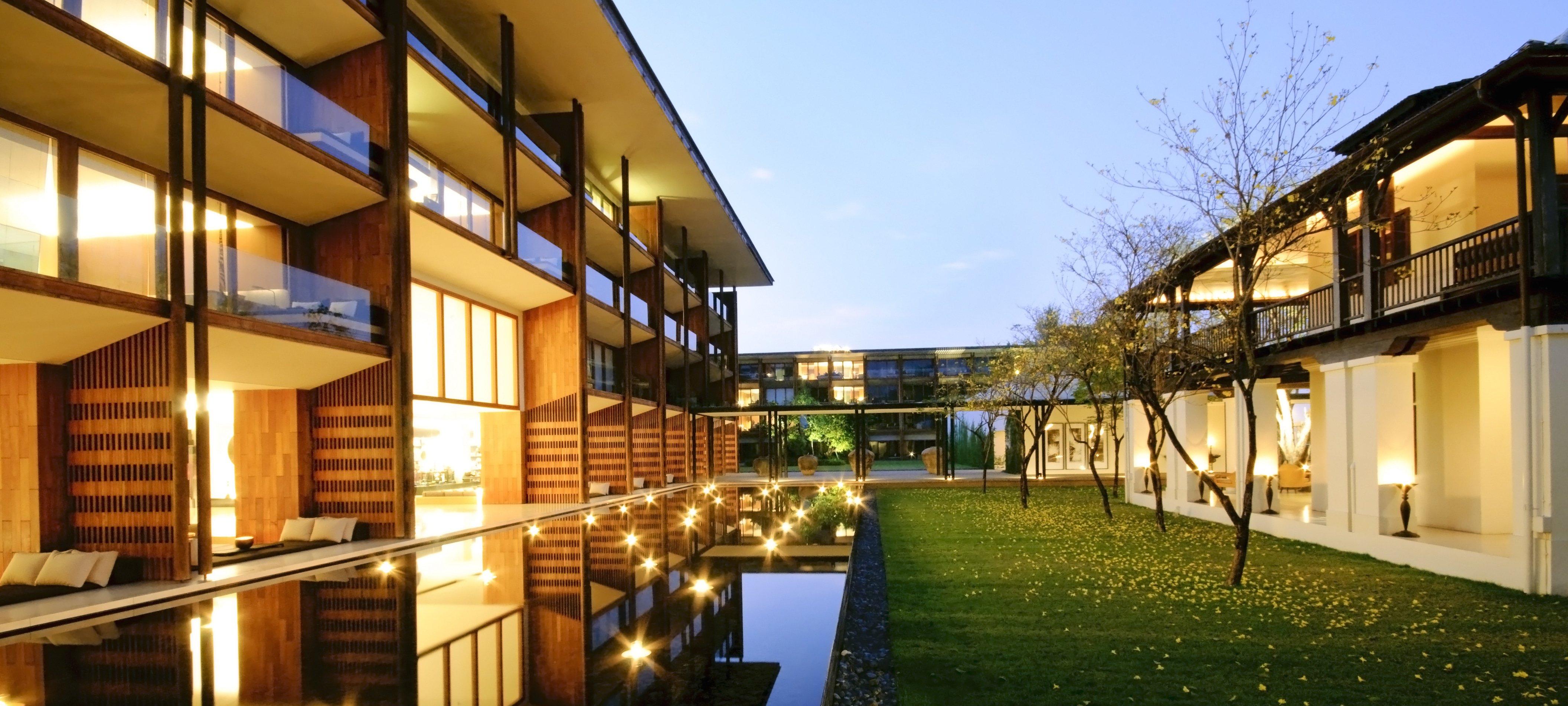 LED belysning utomhus
